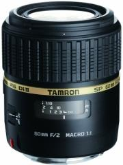tamron g005e sp 20 60 di ii macro canon photo