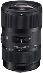 sigma dc f18 18 35mm hsm canon photo
