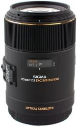 sigma ex f28 105mm dg macro os hsm canon photo