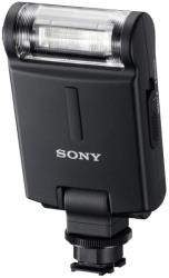 sony hvl f20m external flash photo
