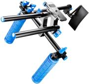 walimex pro cineast iii hand shoulder video tripod photo