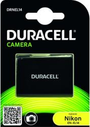 duracell drnel14 replacement battery for nikon en el14 74v 950mah photo