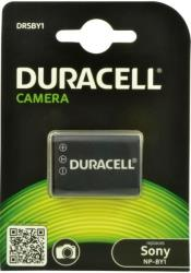 duracell drsby1 replacement battery for sony np by1 37v 620mah photo