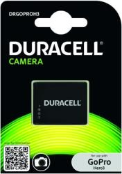 duracell replacement battery for gopro hero3 37v 1000mah photo