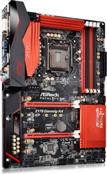 mitriki asrock z170 gaming k4 retail photo
