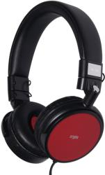 crypto hp 150 on ear headphone black red photo