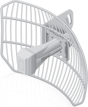 ubiquiti airmax airgrid m2 24ghz 16dbi high power antenna photo