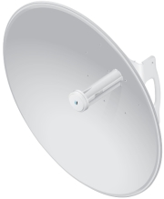 ubiquiti pbe 5ac 620 powerbeam ac 5ghz 29dbi 80211ac 450 mbps gige poe 620mm dish reflector photo