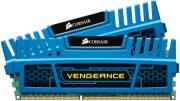 ram corsair cmz8gx3m2a1866c9b vengeance 8gb 2x4gb pc3 15000 dual channel kit blue photo
