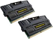 ram corsair cmz16gx3m2a1600c9g vengeance green 16gb 2x8gb ddr3 1600miz dual channel kit photo