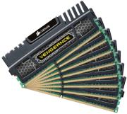 ram corsair cmz64gx3m8a1600c9 vengeance 64gb 8x8gb ddr3 1600miz pc3 12800 8 channel kit photo
