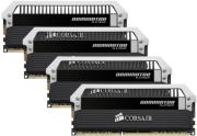 ram corsair cmd16gx3m4a2400c11 dominator platinum 16gb 4x4gb ddr3 2400mhz quad channel kit photo