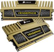 ram corsair cmz8gx3m2b1600c9g vengeance green 8gb 2x4gb ddr3 1600mhz dual channel kit photo