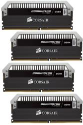 ram corsair cmd16gx4m4a2800c16 dominator platinum 16gb 4x4gb ddr4 2800mhz quad channel kit photo
