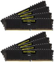 ram corsair cmk64gx4m8a2133c13 vengeance lpx black 64gb 8x8gb ddr4 2133mhz octa channel kit photo
