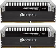 ram corsair cmd16gx4m2a2666c15 dominator platinum 16gb 2x8gb ddr4 2666mhz dual kit photo