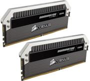 ram corsair cmd32gx4m2b3000c15 dominator platinum 32gb 2x16gb ddr4 3000mhz dual kit photo