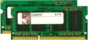 ram kingston kvr16s11k2 16 16gb 2x8gb so dimm ddr3 1600mhz pc3 12800 value ram dual kit photo