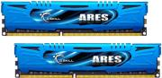 ram gskill f3 2133c10d 8gab 8gb 2x4gb ddr3 2133mhz cl10 ares dual channel kit photo