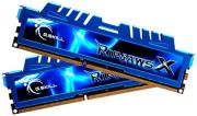 ram gskill f3 2400c11d 8gxm 8gb 2x4gb ddr3 2400mhz cl11 ripjawsx dual channel kit photo