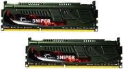 ram gskill f3 2400c11d 8gsr 8gb 2x4gb ddr3 2400mhz cl11 sniper dual channel kit photo