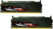 ram gskill f3 2133c10d 16gsr 16gb 2x8gb ddr3 2133mhz cl10 sniper dual channel kit photo