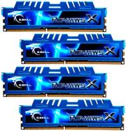 ram gskill f3 2133c10q 32gxm 32gb 4x8gb ddr3 2133mhz cl10 ripjawsx quad channel kit photo