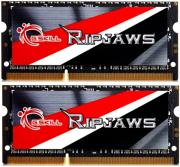 ram gskill f3 1600c9d 16grsl 16gb 2x8gb so dimm ddr3l 1600mhz ripjaws dual channel kit photo