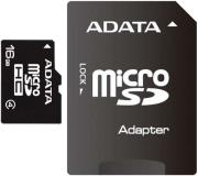 adata 16gb micro secure digital high capacity with adapter class 4 photo
