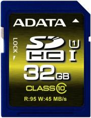 adata 32gb secure digital high capacity uhs i u1 class 10 photo