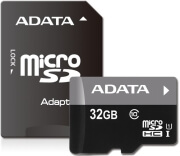 adata 32gb micro secure digital high capacity with adapter uhs i class 10 photo
