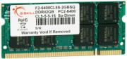ram gskill fa 6400cl5s 2gbsq 2gb so dimm ddr2 pc2 6400 800mhz for mac photo