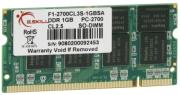 ram gskill f1 2700cl3s 1gbsa 1gb so dimm ddr pc 2700 333mhz photo
