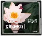 kingston cf 8gb 8gb compact flash photo