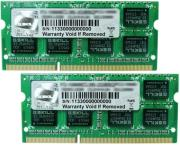 ram gskill f3 12800cl9d 4gbsq 4gb 2x2gb so dimm ddr3 pc3 12800 1600mhz dual channel kit photo