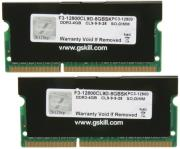 ram gskill f3 12800cl9d 8gbsk 8gb 2x4gb so dimm ddr3 pc3 12800 1600mhz dual channel kit photo