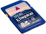kingston sd4 16gb 16gb secure digital high capacity class 4 photo