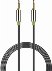 devia ipure audio cable black photo