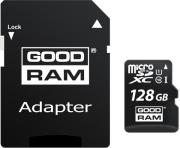 goodram m1aa 128gb micro sdxc uhs i class 10 adapter photo