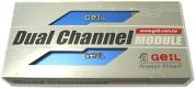 GEIL RAM 1GB PC3200 400MHZ DUAL CHANNEL KIT ΧΩΡΙΣ ΕΠΙΘΥΜΗΤΗ!!