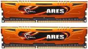 ram gskill f3 1333c9d 16gao 16gb 2x8gb ddr3 pc3 10666 1333mhz ares dual channel kit photo