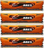 ram gskill f3 1333c9q 32gao 32gb 4x8gb ddr3 pc3 10666 1333mhz ares quad channel kit photo