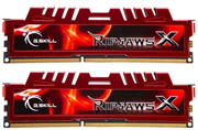 ram gskill f3 12800cl10d 16gbxl 16gb 2x8gb ddr3 pc3 12800 1600mhz ripjawsx dual channel kit photo