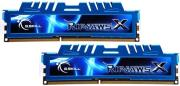 ram gskill f3 1600c9d 16gxm 16gb 2x8gb ddr3 pc3 12800 1600mhz ripjawsx dual channel kit photo