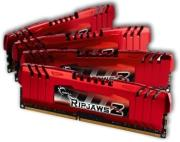 ram gskill f3 12800cl10q2 64gbzl 64gb 8x8gb ddr3 pc3 12800 1600mhz ripjawsz octa channel kit photo