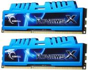 ram gskill f3 12800cl9d 8gbxm 8gb 2x4gb ddr3 pc3 12800 1600mhz ripjawsx dual channel kit photo