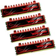 ram gskill f3 12800cl9q 8gbrl 8gb 4x2gb ddr3 pc3 12800 1600mhz ripjaws quad channel kit photo