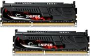 ram gskill f3 1600c9d 16gsr 16gb 2x8gb ddr3 pc3 12800 1600mhz sniper dual channel kit photo