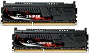 ram gskill f3 1866c10d 16gsr 16gb 2x8gb ddr3 pc3 14900 1866mhz sniper dual channel kit photo