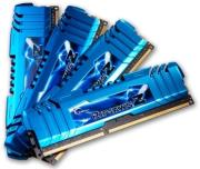 ram gskill f3 14900cl8q 16gbzm 16gb 4x4gb ddr3 pc3 14900 1866mhz ripjawsz quad channel kit photo